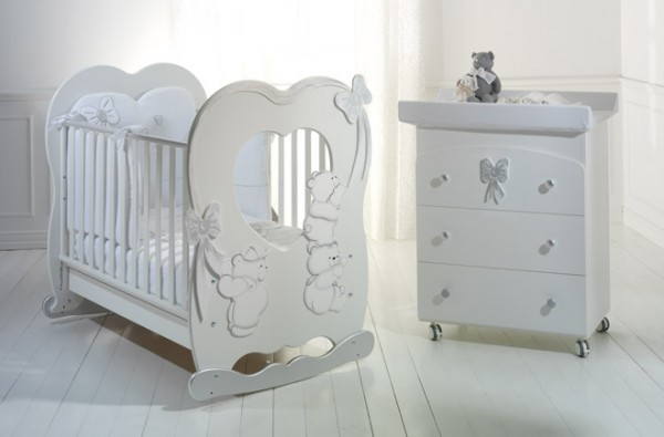 baby expert kinderzimmer fantagioco wei kinderzimmer sets m bel sesello de online. Black Bedroom Furniture Sets. Home Design Ideas